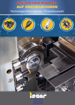 Cover Iscar Bohren und Drehen auf Drehmaschinen