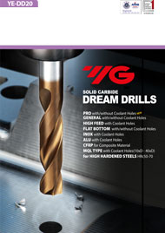 YG - Dream Drills Bohrer