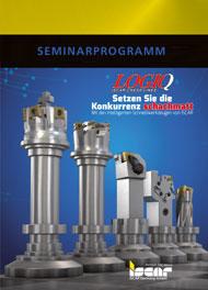 Cover Iscar Seminarprogramm 2019