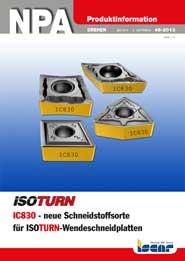 2013-49-npa-isoturn-ic830-neue-schneidstoffsorte-fuer-isoturn-wendeschneidplatten