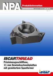 2015-38-npa-iscarthread-geschliffene-11mm-gewindeschneidplatten-mit-gesintertem-spanformer